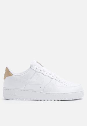 Nike Air Force '07 LV8 Sneakers White / Gum Light Brown / Vachetta Tan