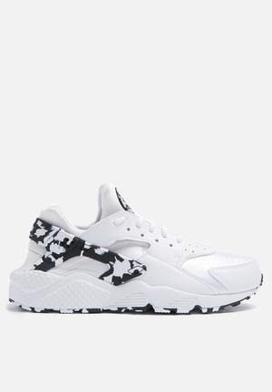 Nike W Air Huarache Run SE Sneakers White / White / Black