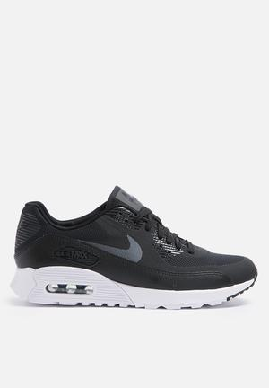 Nike W Air Max 90 Ultra 2.0 Sneakers Black / Wolf Grey