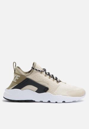 Nike W Air Huarache Run Ultra SE Sneakers Oatmeal / Khaki Black