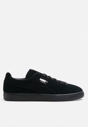 PUMA Puma Suede Classic Sneakers Black / Dark Shadow