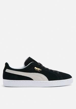 PUMA Puma Suede Classic Sneakers Black / White