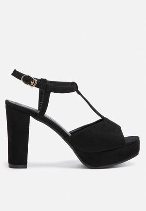 Dailyfriday Saskia Heels Black