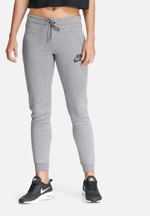 Nike Rally Pants Bottoms Grey