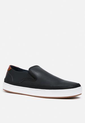 ALDO Krasnoff Slip-ons And Loafers Black