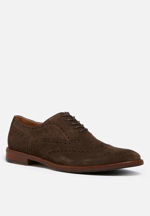 ALDO Bartolello Formal Shoes Brown