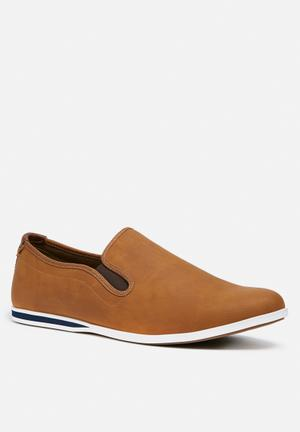 ALDO Miraylla Slip-ons And Loafers Cognac