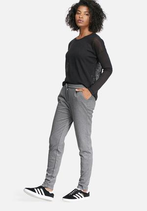 Vero Moda Cassy Pants Trousers Grey