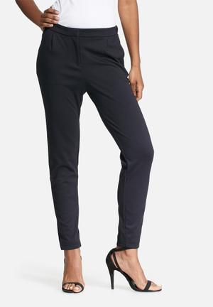 Vero Moda Cassy Pants Trousers Navy