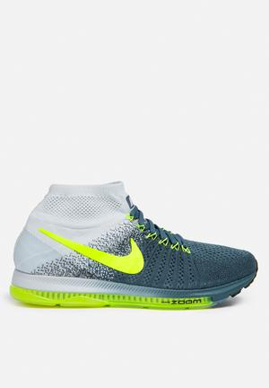 Nike Zoom All Out Sneakers Blue Fox / Volt / Pure Platinum