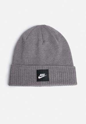 Nike Futura Beanie Headwear Grey