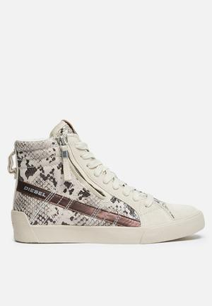 Diesel  W D-String Plus Sneakers Whisper White