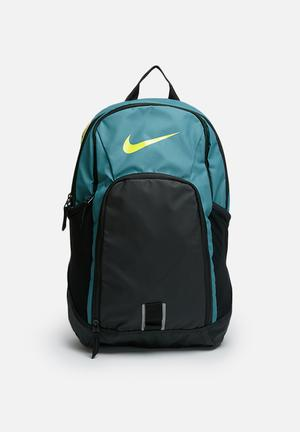 Nike Nike Alpha Adapt Rev Backpack Bags & Wallets Blue, Black & Yellow