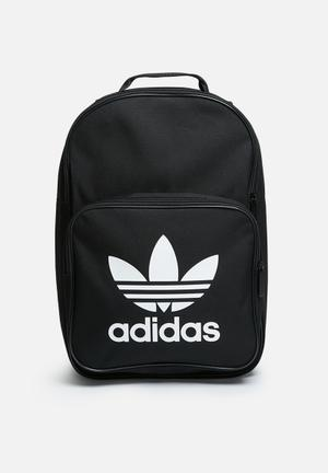 Adidas Originals Classic Trefoil Bags & Wallets Black & White