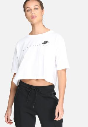 Nike Air Tee T-Shirts White