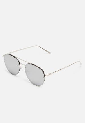 THIRD Tortuga Eyewear Silver