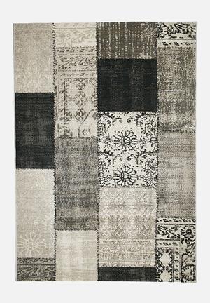 Fotakis Floral Patchwork Vintage Rug 100% Polyester