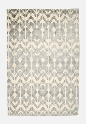 Hertex Fabrics Reflection Rug Material Woven Viscose
