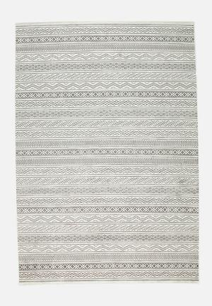 Hertex Fabrics Rural Riches Rug 60% Viscose 40% Cotton