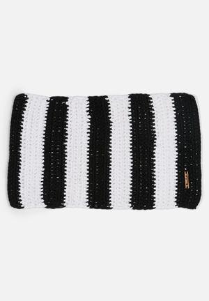 Sew Hooked Stripe Mat Bath Accessories Aghetti T-shirt Yarn