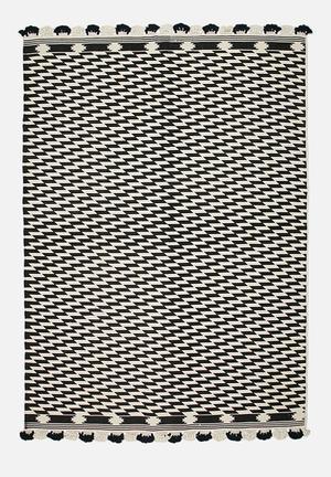 Sixth Floor Munjo Cotton Rug 100% Cotton