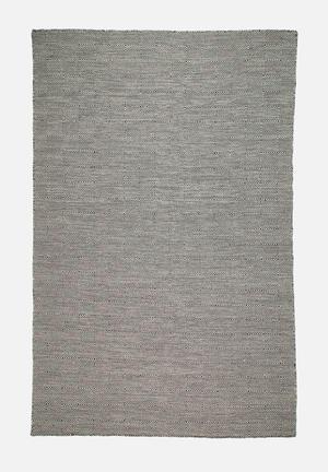 Hertex Fabrics Labyrinth Rug 80% Wool 20% Cotton