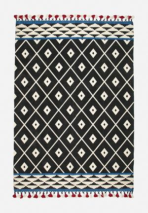 Sixth Floor Mulai Cotton Rug 100% Cotton