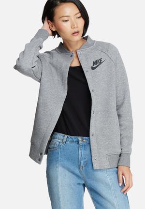 Nike Rally Jacket Grey