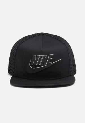 Nike NSW Seasonal Mesh Pro Headwear Black