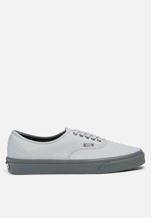 Vans Authentic C&D Sneakers High Rise / Pewter