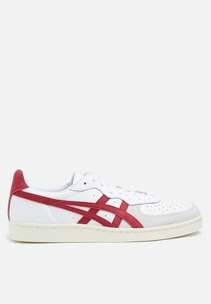 Onitsuka Tiger GSM Sneakers  White / Tandoori Spice