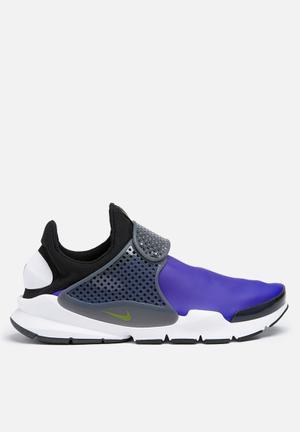 Nike Sockdart SE Sneakers Paramount Blue / Electrolime / Black