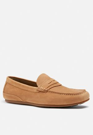 ALDO Broan Slip-ons And Loafers Cognac