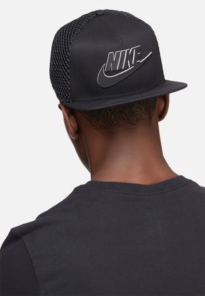 Nike NSW Seasonal Mesh Pro Headwear Black