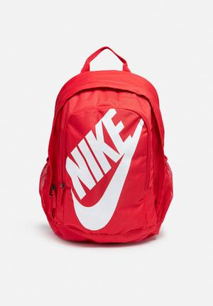 Nike Nike Hayward Futura Bags & Wallets Red & White
