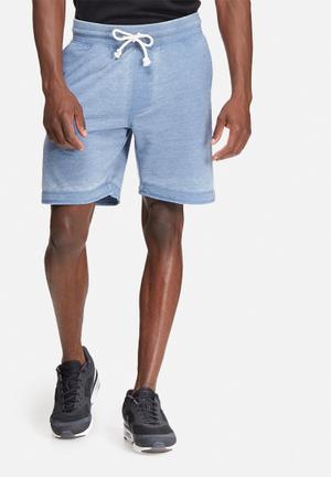 Jack & Jones Vintage Faris Sweat Short Blue