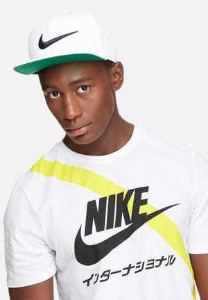 Nike Swoosh Pro Headwear White & Green