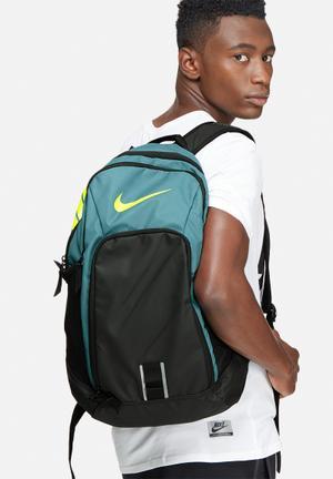 Nike Nike Alpha Adapt Rev Backpack Bags & Wallets Blue, Black & Yellow