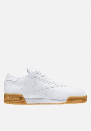 Reebok Exofit Lo Clean Sneakers White / Gum