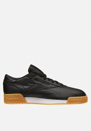 Reebok Exofit Lo Clean Sneakers Black / White / Gum