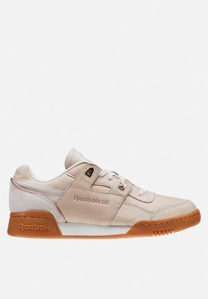 Reebok Classic Leather Neutrals Sneakers Vegtan / Moon White / Chalk / Rose Gold / Lead-Gum