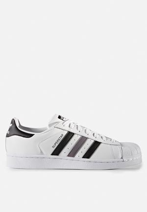 Adidas Originals Superstar Sneakers FTWR White / Core Black / Trace Grey S17