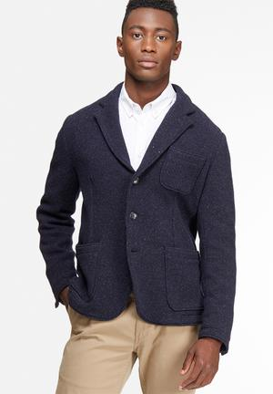 Jack & Jones Premium Nap Blazer Jackets & Coats Navy
