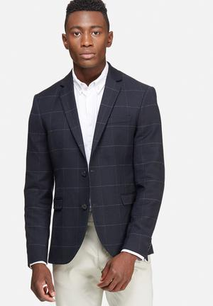 Jack & Jones Premium Sigurd Blazer Jackets & Coats Navy