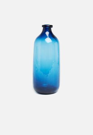 Sarah Jane Bottle Vase Accessories Glass