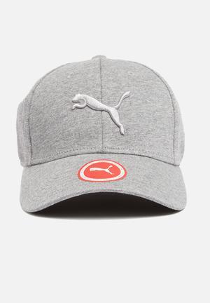 PUMA Original Puma Stretchfit Headwear Grey