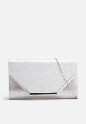 Call It Spring Sanluca Bags & Purses SIlver