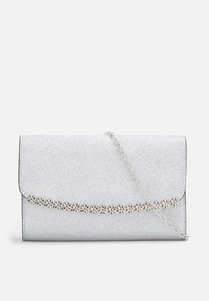 Call It Spring Pricia Bags & Purses Silver