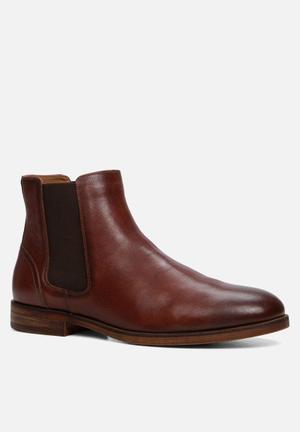 ALDO Acaudia Boots Cognac
