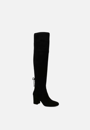 ALDO Adessi Boots Black